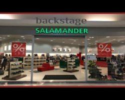 Backstage SALAMANDER